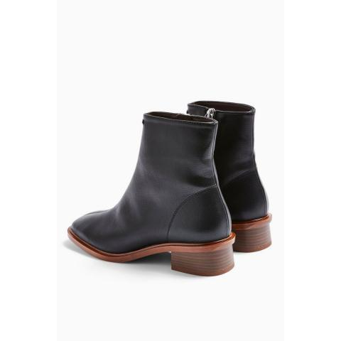 Bottines plates VALLEY | Topshop