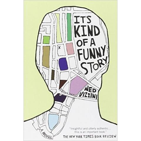 Amazon.fr - It's Kind of a Funny Story - Ned Vizzini - Livres