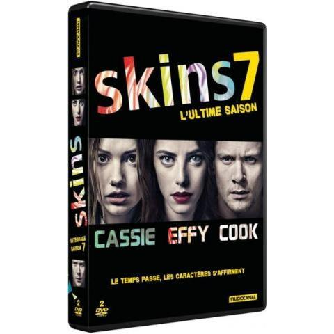 Amazon.fr - Skins - Saison 7 - Kaya Scodelario, Hannah Murray, Jack O'Connell, Kathryn Prescott, Lily Loveless, Jamie Michie, Neil Morrissey, Liam Boyle, Esther Smith, Daniel Ben Zenou, Lara Pulver, Olly Alexander, Charles Martin, Paul Gay, Jack Clough : DVD & Blu-ray