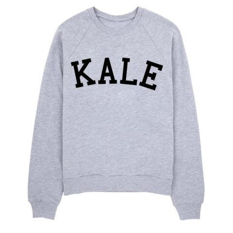 Kale Sweatshirt – little cutees