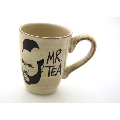 Mr T Tea Mug Limited Edition for Fathers Day par LennyMud sur Etsy