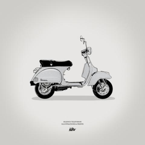 Icons 006 Art Print by Gianmarco Magnani | Society6