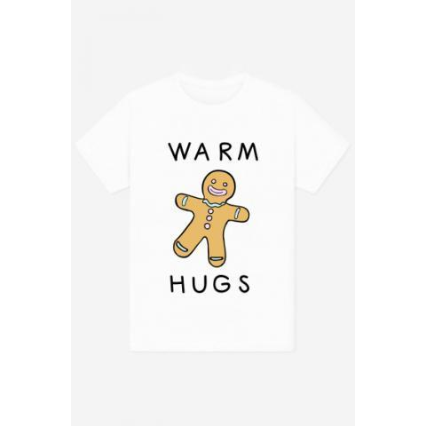 Rad |  T-Shirt Warm Hugs - SANTA CLOTHES