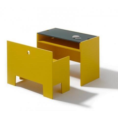 Table and bench Wonder Box Richard Lampert