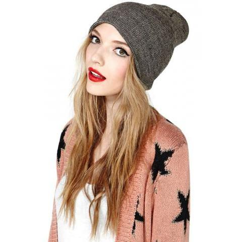 So In Line Beanie | Shop What's New at Nasty Gal