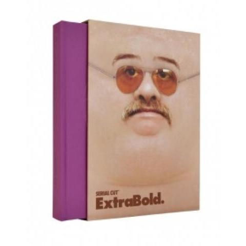 extrabold-serialcut | Index Book