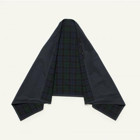 Kinoko Blackwatch Rain Cape | Kinoko