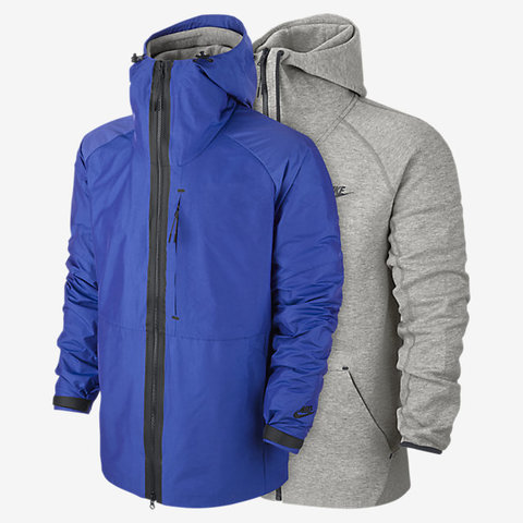 Nike Two-In-One Tech Iridescent – Veste pour Homme. Nike Store FR