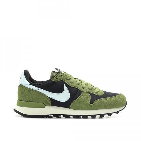 Nike Wmns Internationalist (olive / black) - Buy online - thegoodwillout.com
