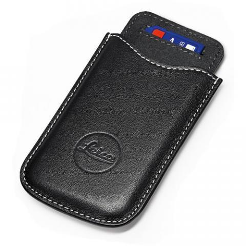 Leica  SD and Credit Card Holder (Black) 18538 B&H Photo Video