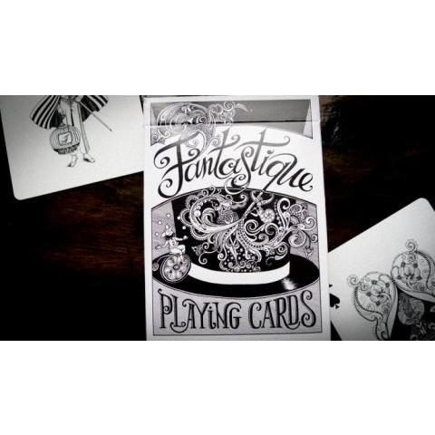 Fantastique Playing Cards | Dan & Dave