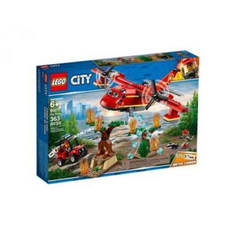 L'avion des pompiers - 60217 | City | LEGO Shop