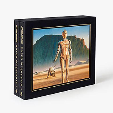 Star Wars Art: Ralph McQuarrie | ThinkGeek