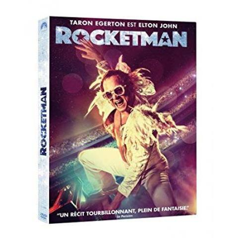 Rocketman: Amazon.fr: Taron Egerton, Jamie Bell, Richard Madden, Bryce Dallas Howard, Steven Mackintosh, Gemma Jones, Kamil Lemieszewski, Stephen Graham, Dexter Fletcher: Gateway
