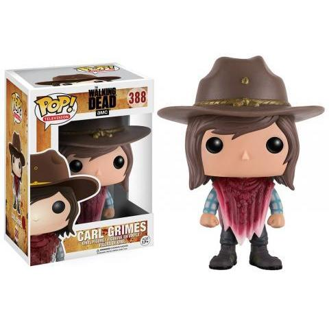 Pop! TV: The Walking Dead - Carl Grimes | Funko