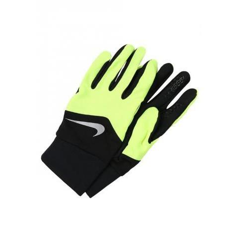 Nike Performance Gants - volt/black/silver - ZALANDO.FR