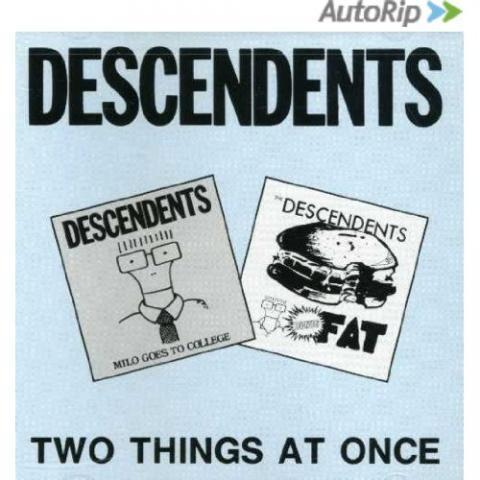 Two Things at Once: Descendents: Amazon.fr: Musique