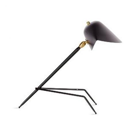 Serge Mouille - Tripod Desk Lamp, None - Design Within Reach Global Banner - Fress Shipping on Task Chairs for a limited time.