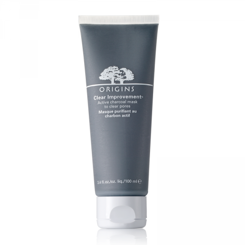 Origins Clear Improvement Active Charcoal Mask to Clear Pores 100ml - feelunique.com