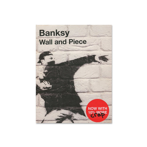 Livre Banksy: Wall & Piece - Urban Outfitters