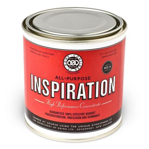 Can of Inspiration | Doobybrain.com
