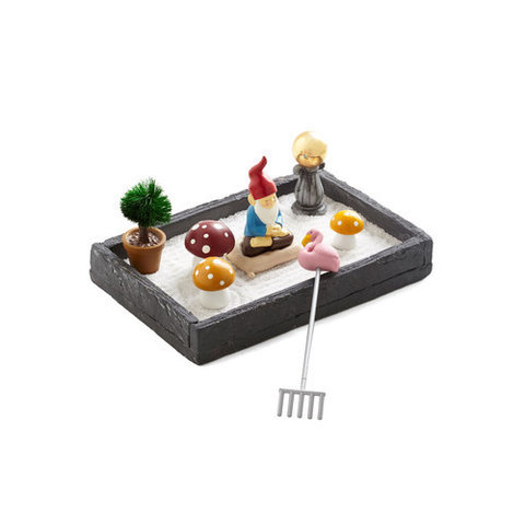 The More You Gnome Zen Garden | Mod Retro Vintage Decor Accessories | ModCloth.com