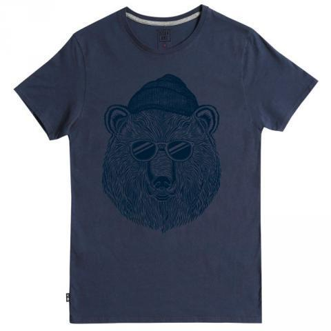 BEAR AND SUN - T-Shirt homme - Stepart