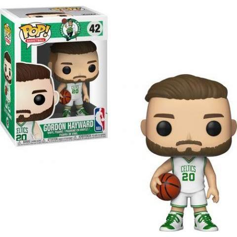 FunKo Pop! NBA: Celtics - Gordon Hayward: Amazon.fr: Jeux et Jouets