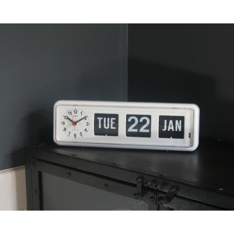 Jadco Time |  Automatic Calendar with Clock - Jadco Time