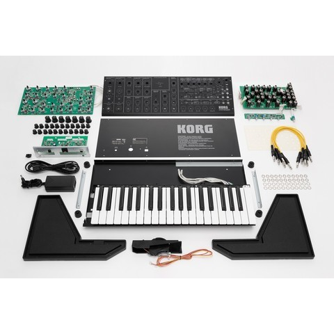 MS-20 Kit MONOPHONIC SYNTHESIZER | DJ & Production Tools | KORG