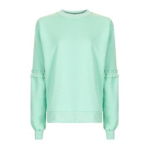 TALL Blouson Sleeve Sweatshirt - Tops - Vêtements - Topshop