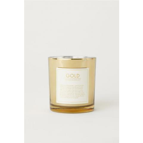 Bougie parfumée - Doré/Golden Meadow - Home All | H&M FR