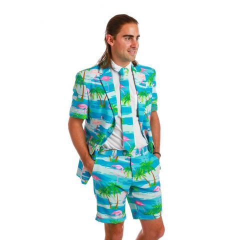 The Grand Cayman Dinghy Party Suit by Opposuits