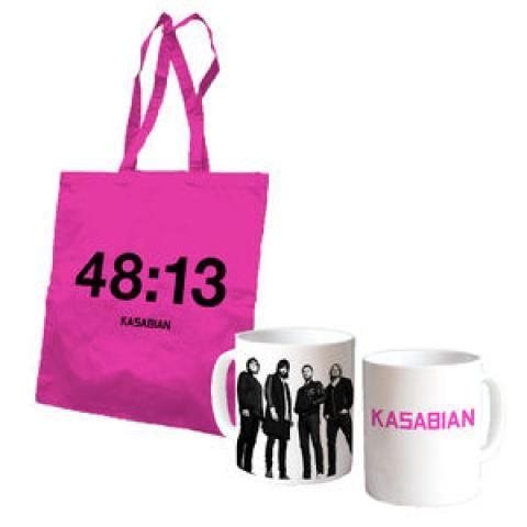 Official Kasabian Store