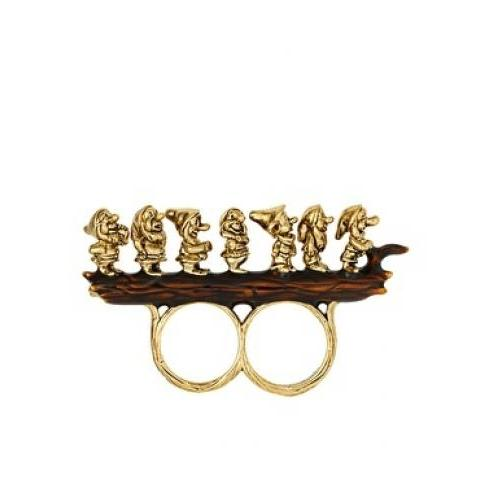 Disney Couture | Disney Couture 7 Dwarves Ring at ASOS