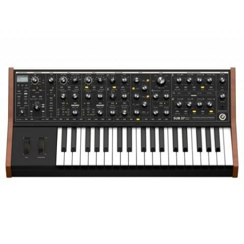 SYNTHETISEUR MOOG Sub 37 Tribute Edition  - Pourlesmusiciens.com