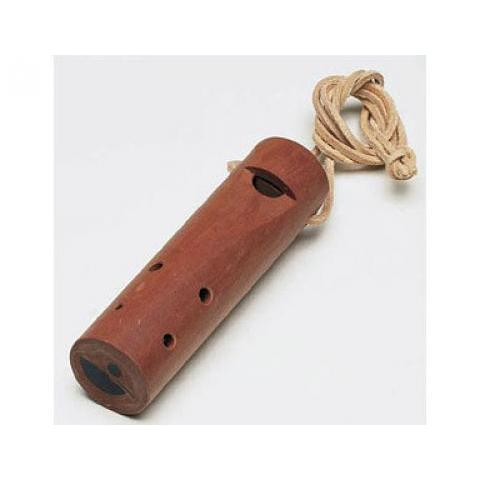 Pear Tree Wood Pentatonic Child´s Flute - Manufactum