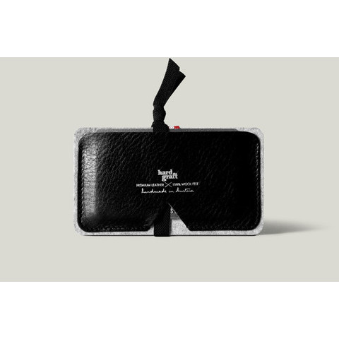 hard graft / Card Case / Nero