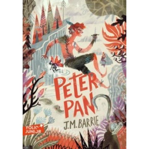 Peter Pan. James Matthew Barrie - Poche - Decitre - Livre - 9782075099943