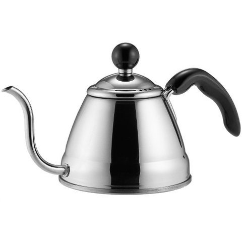 Amazon.com: Fino Pour Over Coffee and Tea Kettle, 4 1/4-Cup: Coffee Kettle: Kitchen & Dining