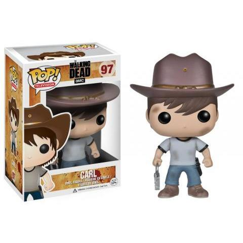 Pop! TV: The Walking Dead - Carl | Funko