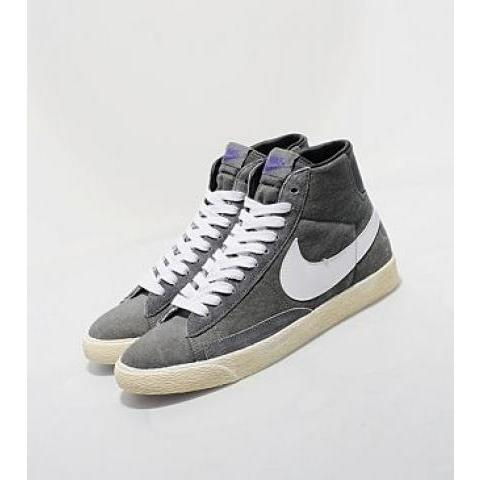 Buy Nike Blazer Hi Vintage Canvas - Mens Fashion Online at Size?