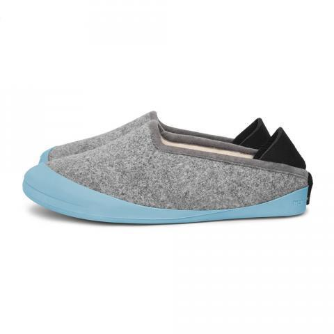 Larvik Light Grey Mahabis Classic Bundle (+FREE soles) – mahabis // slippers reinvented