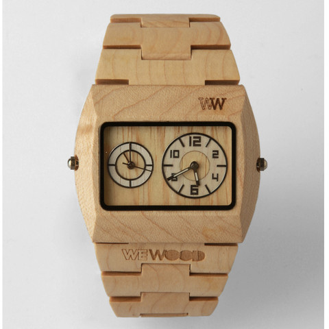 WeWood Jupiter Watch - Cool Material