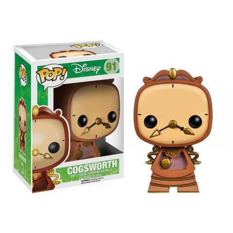 Pop! Disney: Cogsworth | Funko