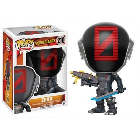 Pop! Games: Borderlands - Zero | Funko