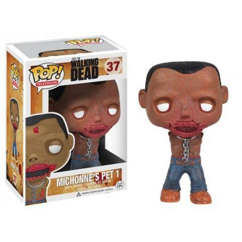 Pop! TV: The Walking Dead - Michonne Pet Walker 1 | Funko