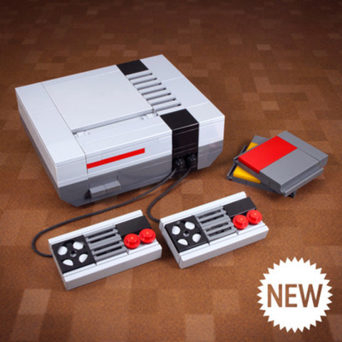 My First Game Console (Sprite Edition) · Powerpig's Builds 'n Things · Online Store Powered by Storenvy