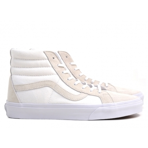 Vans Sk8 Hi Reissue CA Vansguard True White |  Novoid Plus