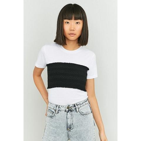 Women's Crop Tops | Cropped T-Shirts | Urban Outfitters - Urban Outfitters
